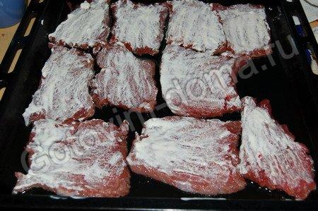 мясо по-ленинградски рецепт #14