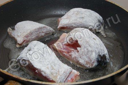 рецепты приготовление рыбы на сковороде