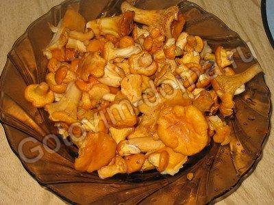 Плов с грибами - рецепт с фото на Повар.ру